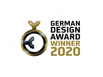 GERMAN DESIGN AWARD GEWINNER 2020